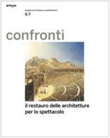 confronti. quaderni di restauro architettonico 6-7